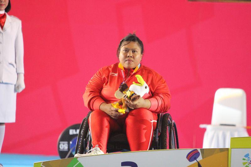 Sriyanti (Foto: Inapgoc)