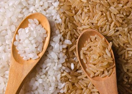 beras coklat (vegkitchen)