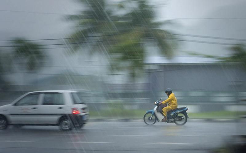 Ilustrasi Cuaca Ekstrem (foto: Shutterstock)