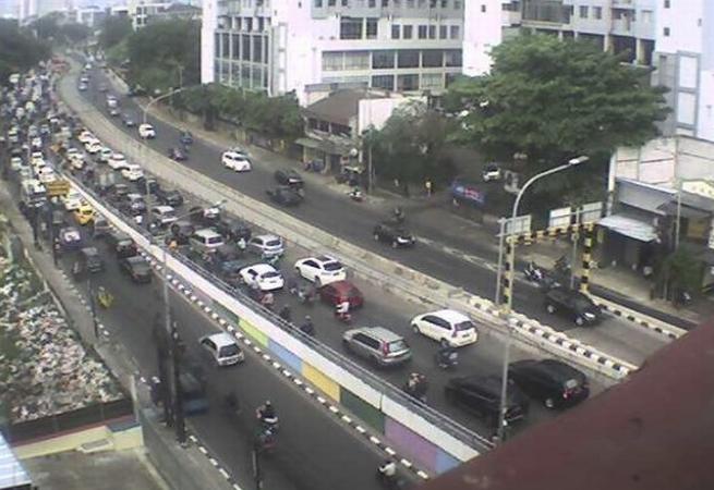 Kemacetan Ilustrasi