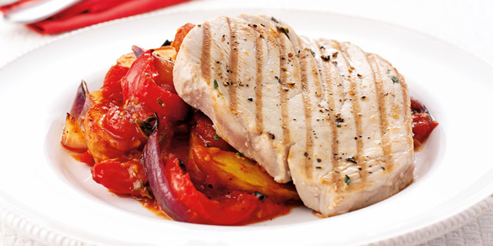 Tuna Steak (BBC)