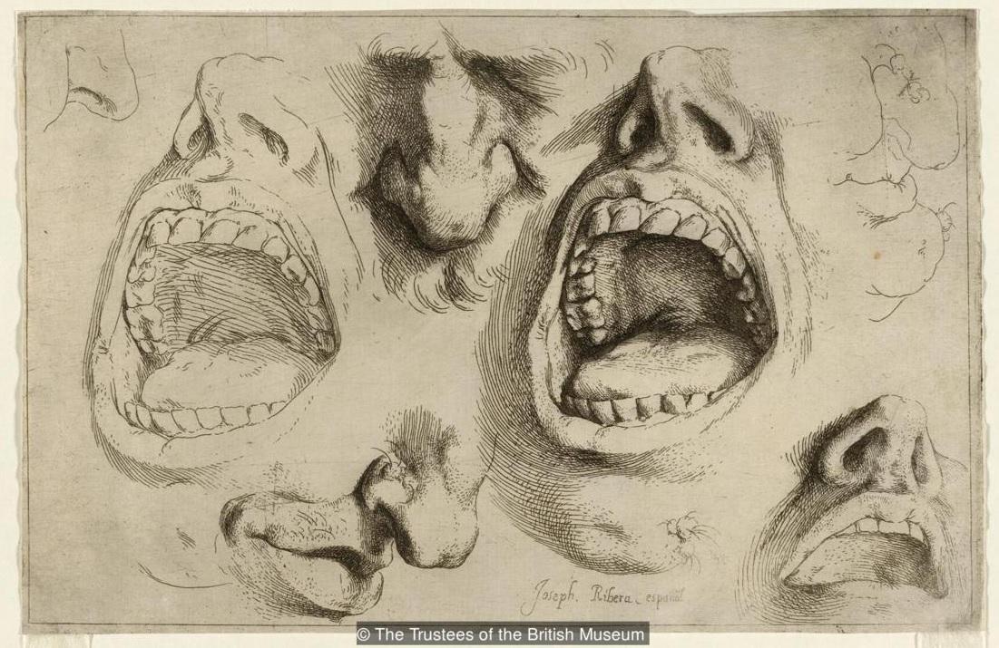 Ribera: Art of Violence