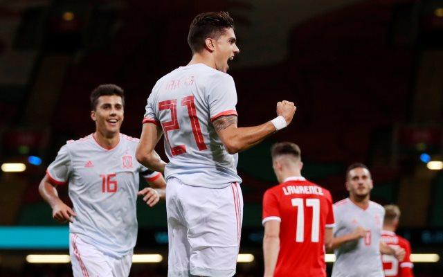 Wales vs Spanyol