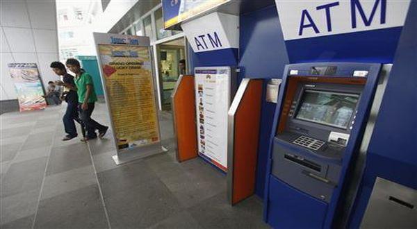 Ilustrasi mesin ATM. (Foto: Okezone)