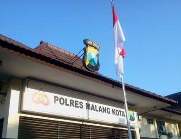 Polres Malang Kota (foto: Avirista M/Okezone)