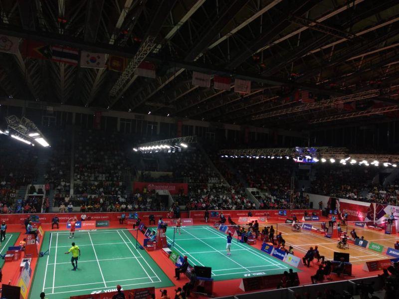 Fredy Setiawan vs Tarun (Foto: Admiraldy Eka Saputra/Okezone)