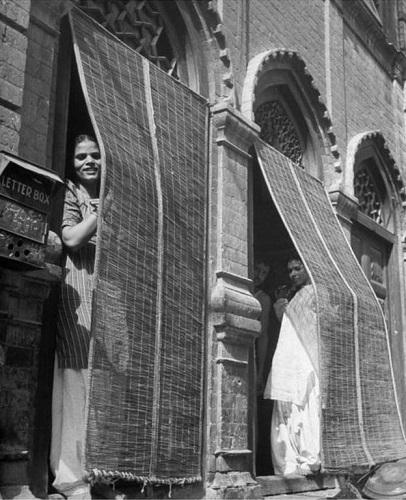 Margaret Bourke-White. (Getty Images)