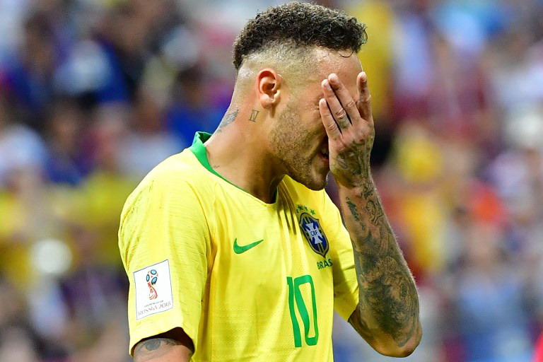 Neymar Jr (Foto: AFP)
