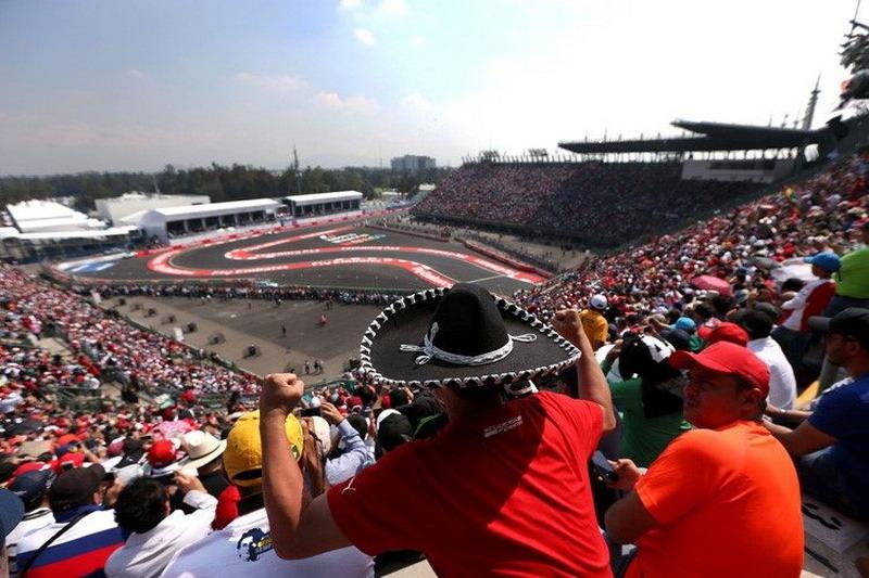 Sirkuit di Mexico City (Foto: Paddock GP)