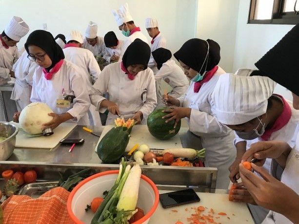 Keterampilan Tenaga Ahli Lombok