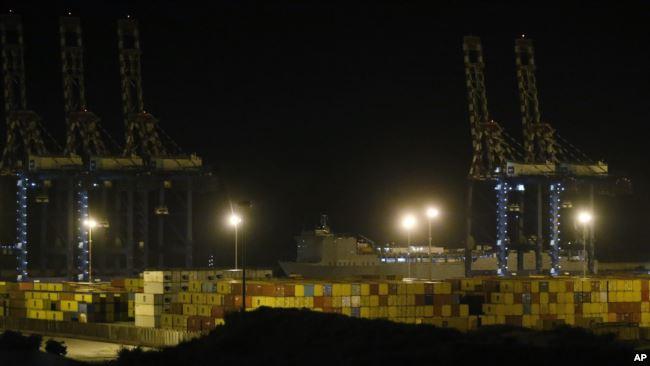 Hubungan ekspor-impor terus terjadi antara Indonesia dan Israel. (Foto: AP)