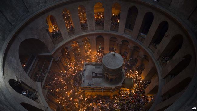 Yerusalem disebut sebagai kota suci. (Foto: AP)