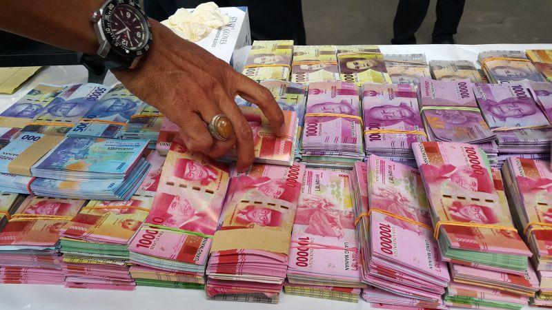 Uang Korban Penipuan