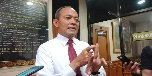 Kabareskrim Komjen Arief Sulistyanto. (Foto : Muhamad Rizky/Okezone)