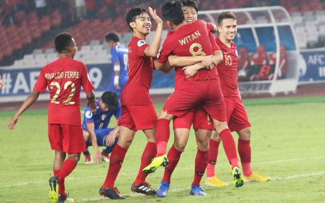Jadwal Siaran Langsung Timnas Indonesia U19 vs Qatar, Live di RCTI : Okezone Bola