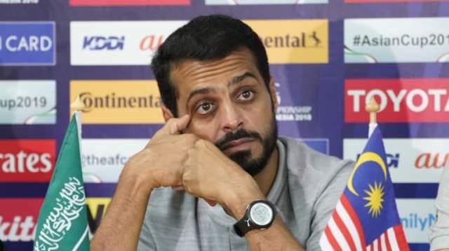 Pelatih Arab Saudi U-19