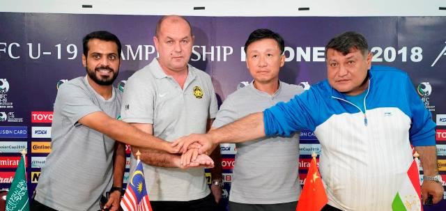 Klasemen Grup D Piala Asia U-19 2018