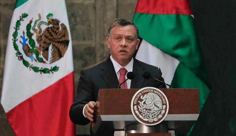 Raja Yordania Abdullah II. (Foto: Reuters)