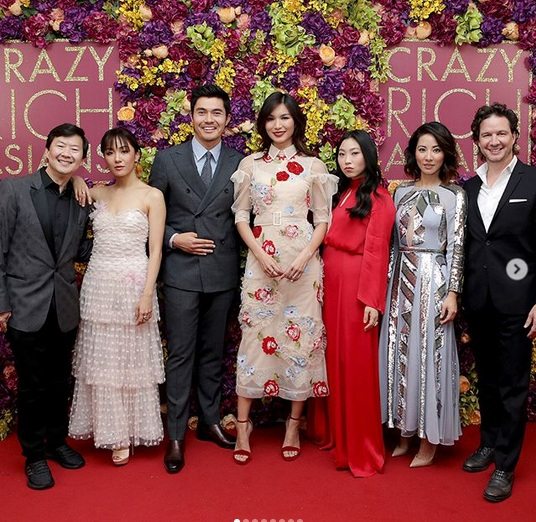 Film Crazy Rich Asian