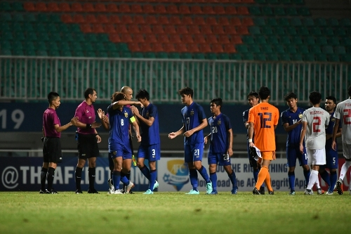 Timnas Thailand U-19