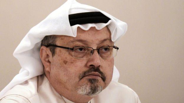 Jamal Khashoggi. Foto: AFP