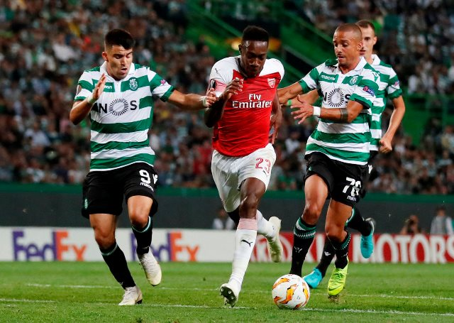 Sporting vs Arsenal