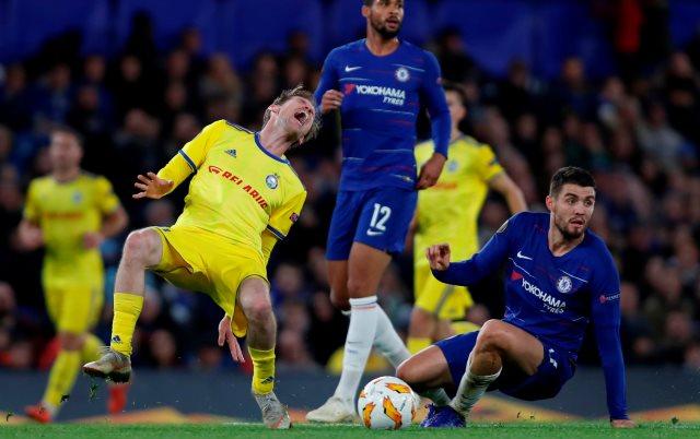 Chelsea vs BATE