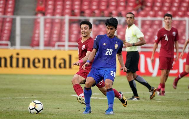 Qatar vs Thailand