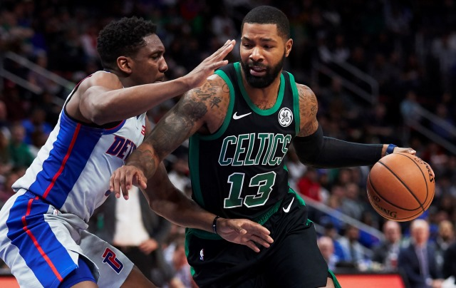 Celtics vs pistons
