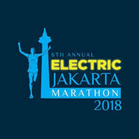 Jakarta Marathon 2018. (Foto: Ist)