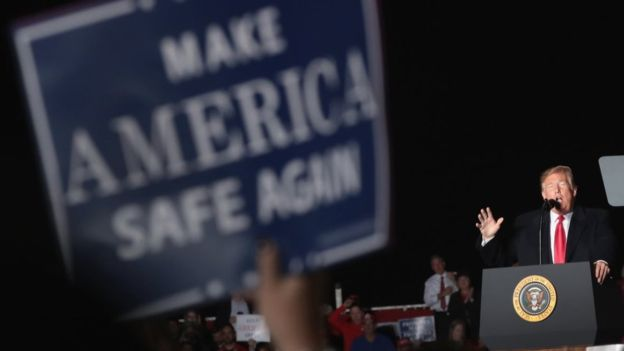 Presiden Amerika Serikat Donald Trump. (Foto: Getty Images)