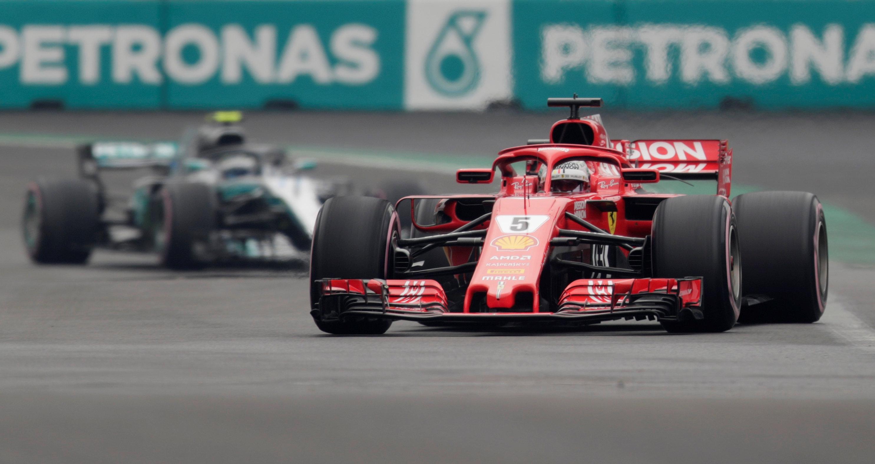 Sebastian Vettel (Foto: Reuters)