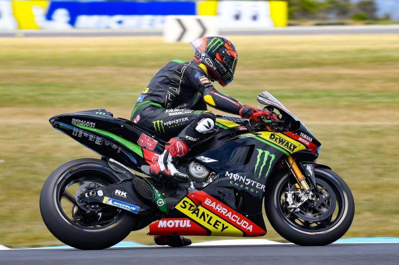 Hafizh Syahrin (Foto: Laman Resmi MotoGP)