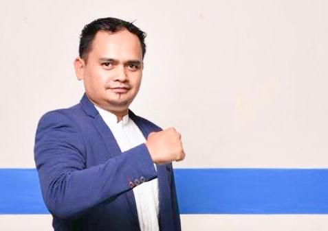 Ketua DPW Luar Negeri Partai Perindo, Muhammad Tohong Hasibuan. (Ist)