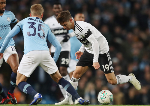 Man City vs Fulham