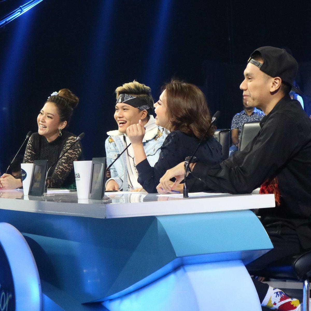 Juri Indonesian Idol Junior 2018