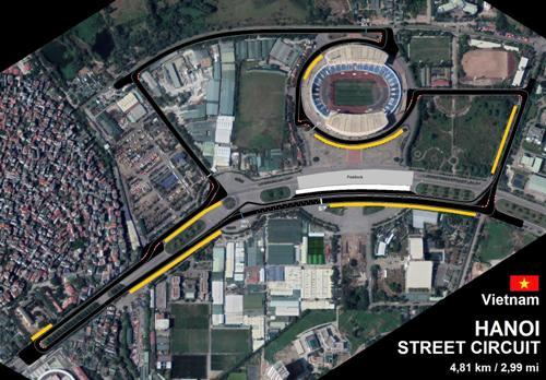 Rancangan Sirkuit Hanoi