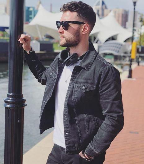 Calum Scott. Foto: Instagram