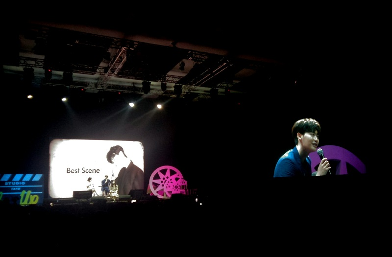 Fan meeting Lee Jong Suk