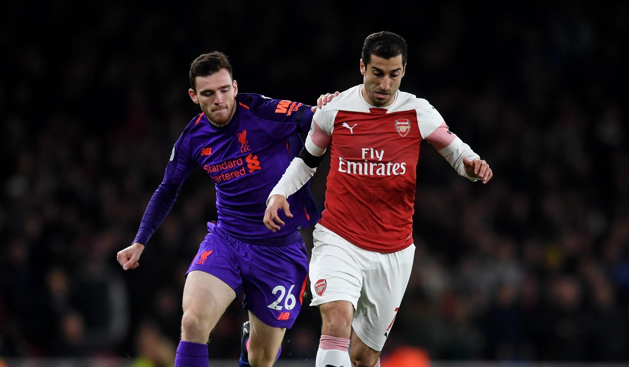 Arsenal vs Liverpool (Foto: Twitter Resmi Arsenal)