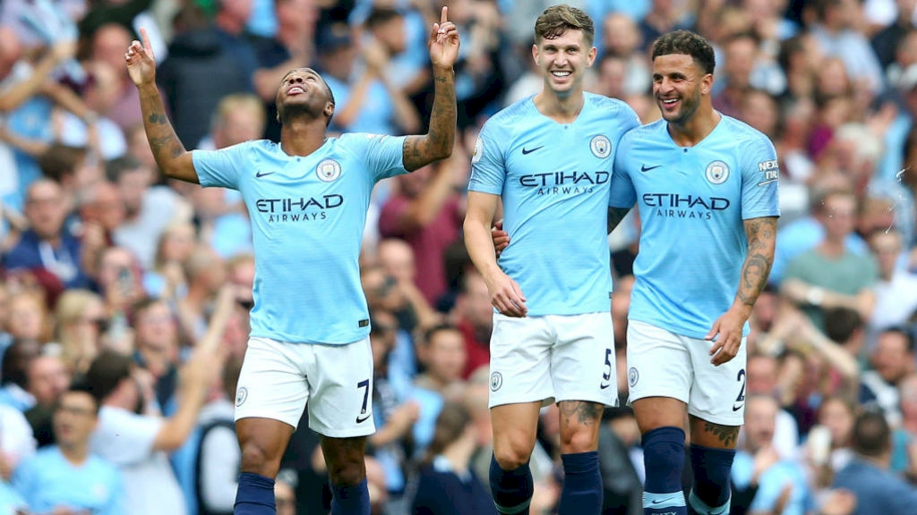 Man City (Foto: Laman Resmi Man City)