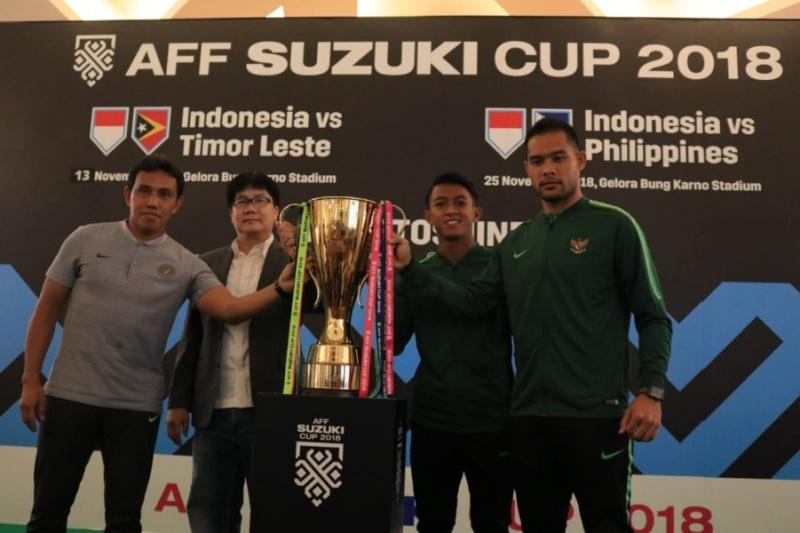 AFF Suzuki Cup Trophy Tour 2018
