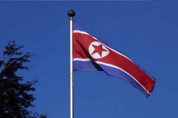 Bendera Korut (Ist)