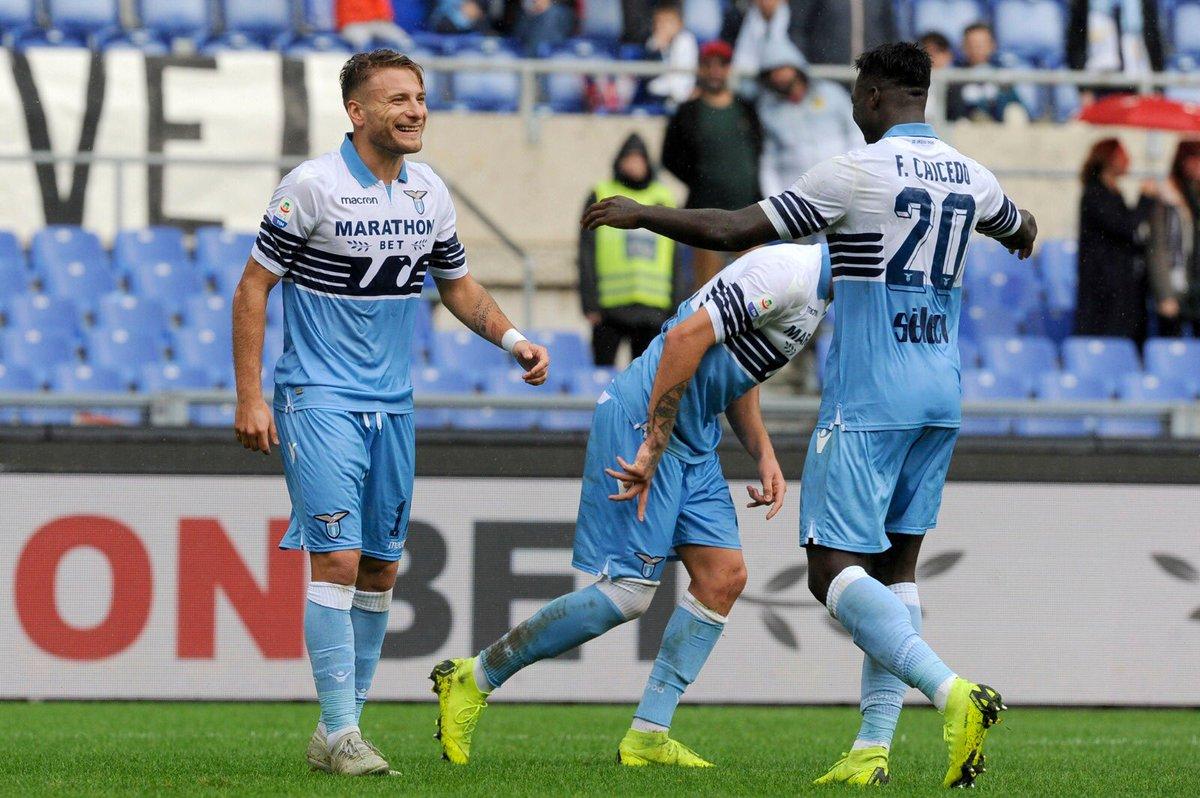 Lazio (Foto: Twitter Lazio)
