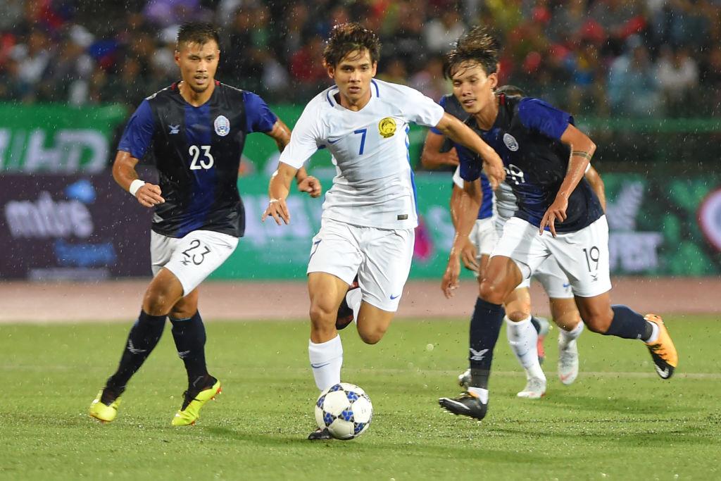 Kamboja vs Malaysia