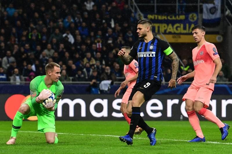 Inter vs Barcelona (Foto: Laman resmi UEFA)