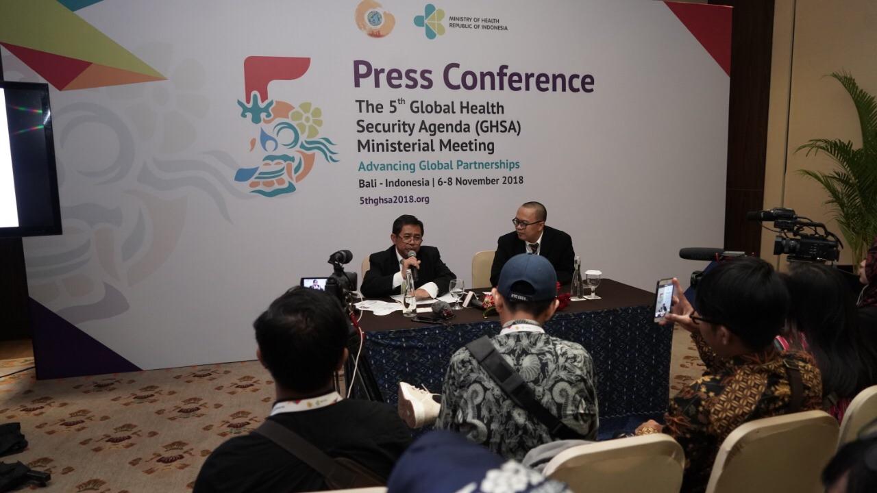 press conference ghsa