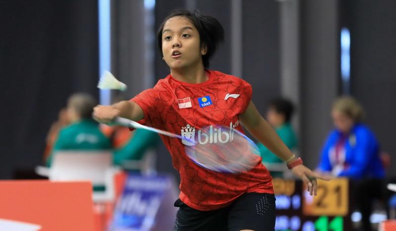 Yasnita Enggira Setiawan (Foto: PBSI)