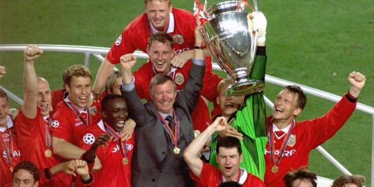 Man United 1999