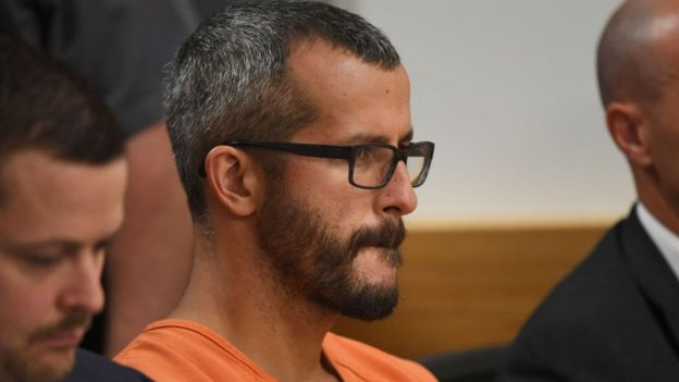 Chris Watts mengaku bersalah dalam sembilan dakwaan yang dialamatkan kepadanya. (Getty Images)